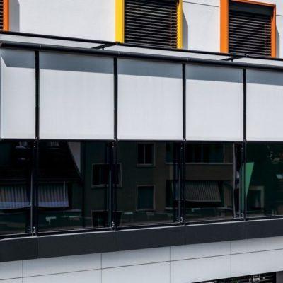Fassaden-Markise Warema